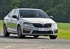 Škoda doplňuje nabídku motorů. Kolik stojí vylepšená Octavia RS a Superb s 1.5 TSI?