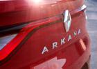 Renault láká na nový crossover Arkana. Bude prý jako BMW X6