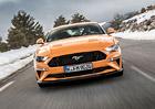 Ford Mustang poruší tradice a nabídne pohon všech kol