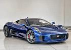 Jaguar C-X75 z bondovky Spectre čeká na nového majitele