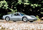 Ferrari Dino 246 GT, které vlastnil Keith Richards z Rolling Stones, míří do aukce