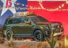 Až osmimístný luxus: Kia Telluride je největší a nejdokonalejší SUV značky