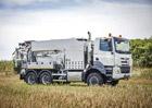 Tatra představuje Phoenix s kombinovanou nástavbou IBOS s recyklací