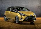 Toyota Yaris se připomíná zákazníkům. Láká na novou sportovní a jubilejní verzi