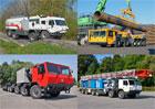 Prohlédněte si nejextrémnější vozidla Tatra Force