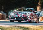 Toyota Supra se může dočkat i ostřejší verze zaměřené na okruhy