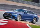 Mercedes-AMG GT čtyřdveřové kupé odhaluje ceny. Přichystejte si na něj aspoň dva miliony