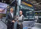 Mercedes Benz Citaro hybrid je International Bus of the Year 2019