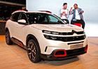Paříž 2018: C5 Aircross plug-in hybrid ukazuje elektrifikovanou budoucnost Citroënu