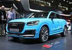 Paříž 2018 živě: Audi SQ2 je čerstvou a nejvýkonnější verzí malého crossoveru