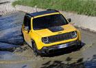 Modernizovaný Jeep Renegade prozrazuje české ceny. Kolik dáte za tříválec?