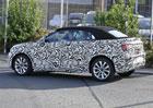 VW T-Roc kabriolet se blíží. Ukazuje se na prvních špionážních snímcích