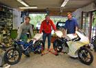 Čeští studenti vyvíjejí závodní motorky: Mají i jedno unikátní řešení!