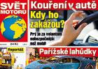 Svět motorů 42/2018: Kouření v autech