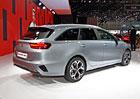 Kia Ceed rozšíří nabídku o plug-in hybrid. Už poodhaluje jeho ...