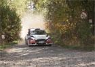 Video z Rallye Příbram: Vojta byl vysoko!