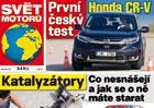 Svět motorů 43/2018: Nové mercedesy řady EQ