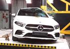 Euro NCAP 2018: Mercedes-Benz A – Pět hvězd bez zásadních nedostatků