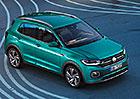Volkswagen T-Cross: VW oficiálně vstupuje mezi malé křížence