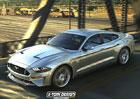 Čtyřdveřový Mustang? Ford zvažuje americkou odpověď na Porsche Panamera