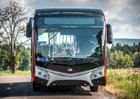Olomouc má na pravidelné lince svůj první elektrobus