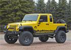 Premiéra nového pick-upu značky Jeep potvrzena na autosalon v Los Angeles