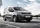 Nový Peugeot Partner vstupuje na trh. Také užitkový bratr Rifteru nabízí dvě délky