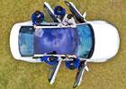 Hyundai představuje revoluční technologii solárního nabíjení. Chce vyzrát na emise