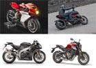 Prohlédněte si nejdůležitější motocyklové novinky z EICMA 2018