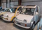 Před třiceti lety si nemohl koupit japonské auto. Dnes jich vlastní přes sedm set