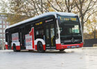 Mercedes-Benz dodal první elektrobus eCitaro