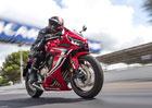 Nová a ostřejší Honda CBR650R nahrazuje CBR650F