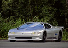 Supersportovní Peugeot Oxia měl navigaci a bezklíčkové startování před 30 lety