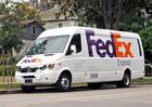 FedEx nasazuje 1000 čistě elektrických dodávek Chanje V8100 z Číny