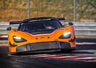 McLaren 720S GT3 se poprvé představí veřejnosti