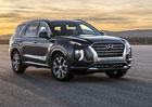 Hyundai Palisade ohromuje vzhledem, rozměry i prostorným interiérem