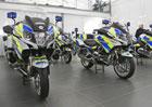 Policie pořídí 55 nových motocyklů, vyjdou na 30 milionů korun
