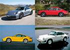 Prohlédněte si všechna Porsche 911 od první 901 až nejnovější 992 v obrovské galerii
