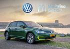 Ne, tohle není vtip! Volkswagen e-Golf McDrive Edition je určen pro milovníky fastfoodů