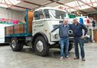 DAF našel svůj nejstarší nákladní vůz, který je stále v provozu