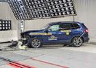 Euro NCAP 2018: BMW X5 – Pět hvězd s jistými nedostatky