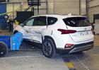 Euro NCAP 2018: Hyundai Santa Fe – Pět hvězd pro čtvrtou generaci