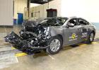 Euro NCAP 2018: Peugeot 508 – Pět hvězd pro elegána z Francie