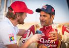 Rozhovor s Násirem al-Attíjou: Dakar? Nejvíc je pro mě olympijská medaile!