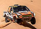 Dakar 2019: Prokopovi nahání motor hrůzu