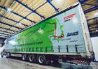 Scania S 410: Po vlastní ose z Nizozemska do Japonska