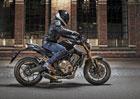 Honda CB650R doplňuje pro rok 2019 rodinu modelů Neo Sports Café