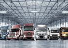Daimler Trucks a jeho prodejní úspěchy v roce 2018