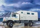 Action Mobil Pure 5000 Zetros je ideální obytné vozidlo pro dobrodruhy