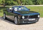 ETA 02 Cabrio je BMW 135i s vizáží klasického BMW 2002
